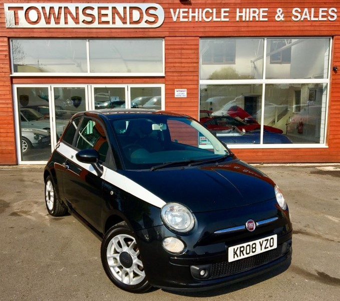 used Fiat 500 Sport 1.2 in rugby-warwickshire