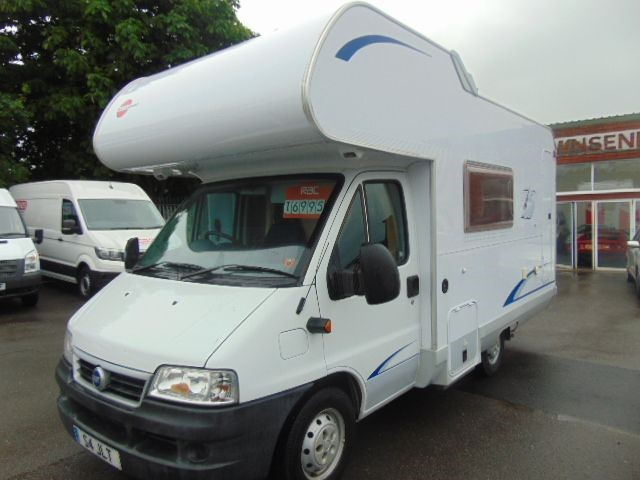used Fiat Ducato 15 MWB JTD in rugby-warwickshire