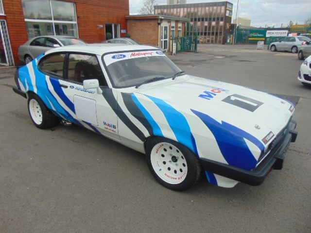 used Ford Capri  in rugby-warwickshire