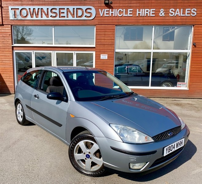 used Ford Focus Edge 1.6i 16v 2004 in rugby-warwickshire