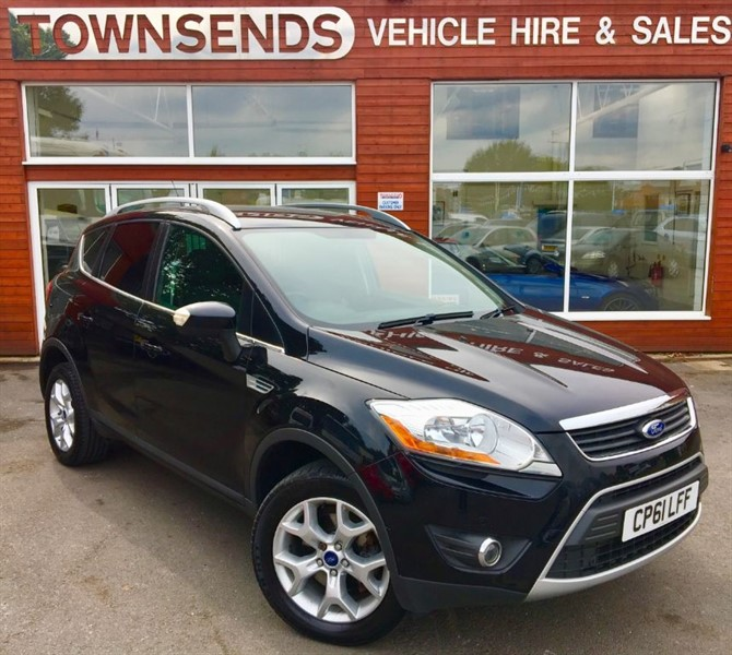 used Ford Kuga Zetec 2.0 TDCI 140 in rugby-warwickshire