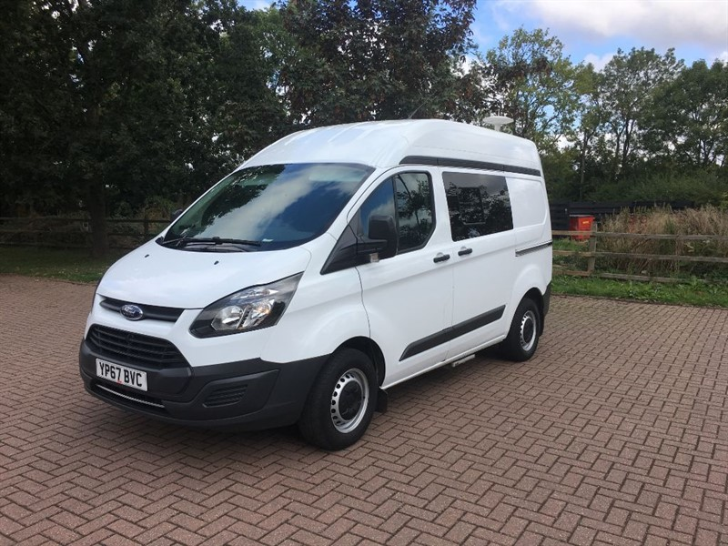 used Ford Transit Custom 270 HR P/V in rugby-warwickshire