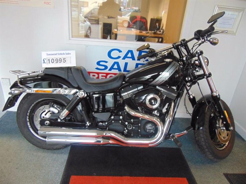 used Harley-Davidson   in rugby-warwickshire