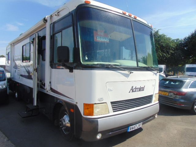 used Holiday Rambler  MOTOR HOME in rugby-warwickshire