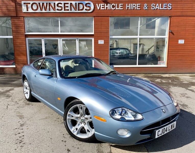 used Jaguar XK8 4.2 V8 Auto in rugby-warwickshire