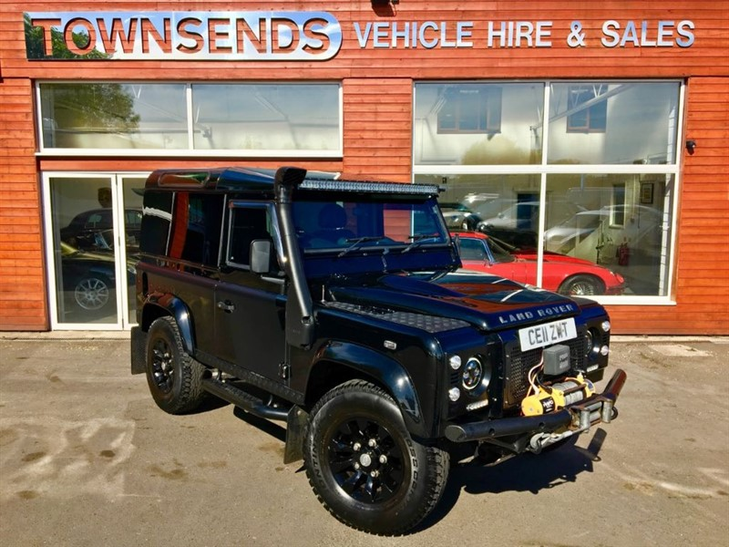 used Land Rover Defender 90 XS 2.4 TDi  in rugby-warwickshire