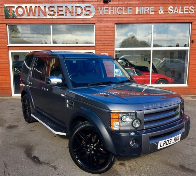 used Land Rover Discovery HSE 2.7 TDV6 Auto in rugby-warwickshire