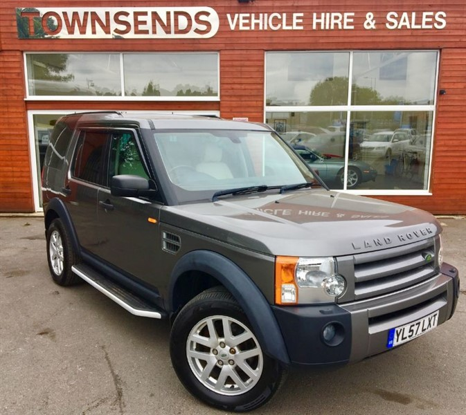 used Land Rover Discovery XS 2.7 TDV6 Manual in rugby-warwickshire