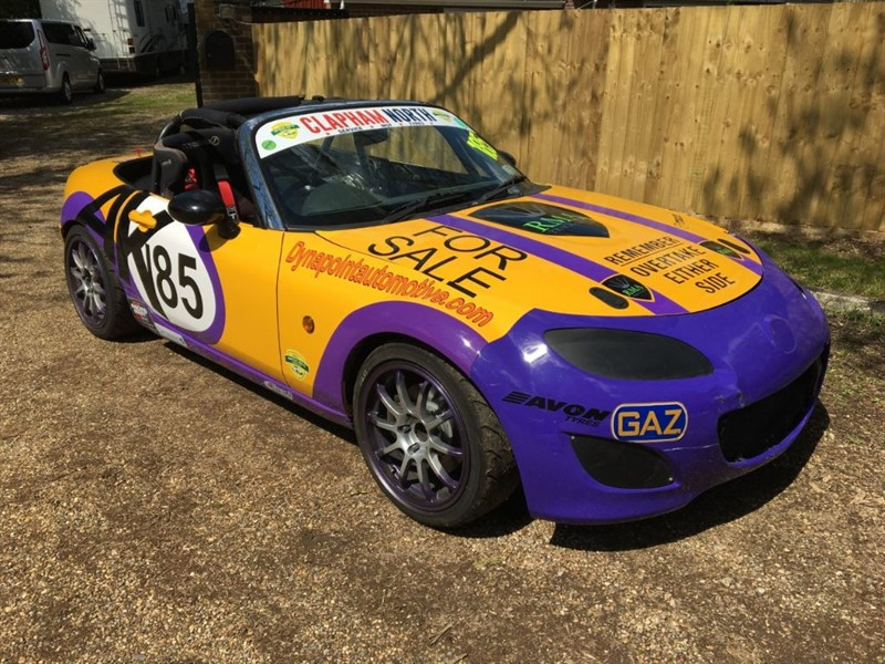used Mazda MX-5  in rugby-warwickshire