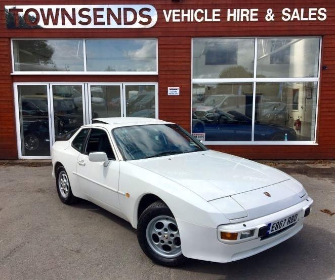 used Porsche 944 2.5 Manual in rugby-warwickshire