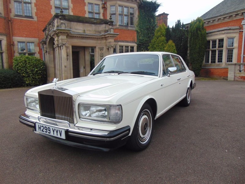 used Rolls-Royce Silver Spirit  in rugby-warwickshire