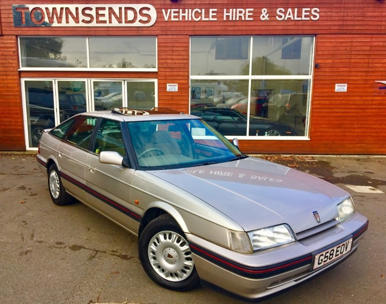 used Rover 820 SI 2.0 16V **ONLY 24K MILES** in rugby-warwickshire
