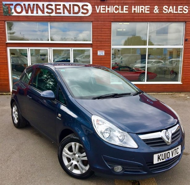 used Vauxhall Corsa Energy 1.2i 85 in rugby-warwickshire