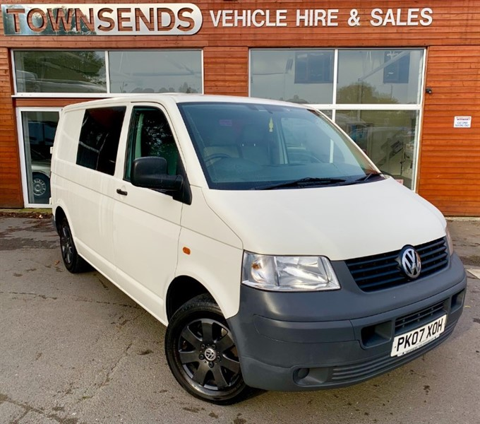 used VW Transporter T28 SWB 1.9 TDI 85PS in rugby-warwickshire
