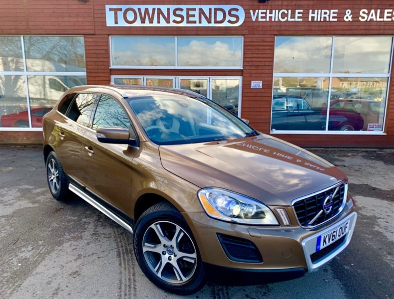 used Volvo XC60 SE Lux Premium 2.0 D3 Manual in rugby-warwickshire