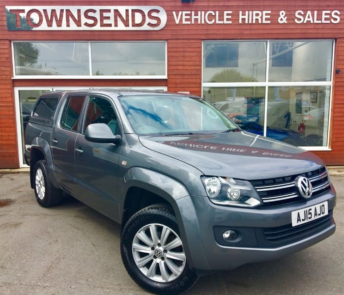 Used Grey VW Amarok for Sale | Warwickshire
