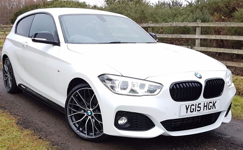 used BMW 125d M SPORT in inverness-scotland
