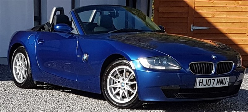 used BMW  Z SERIES Z4 SE ROADSTER in inverness-scotland