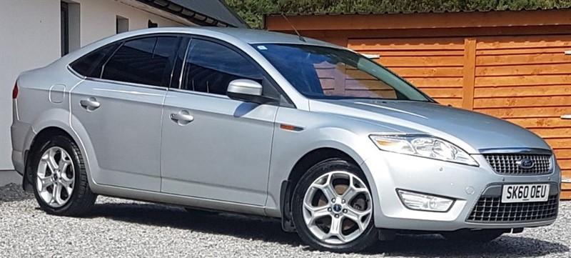 used Ford Mondeo TITANIUM TDCI 163 in inverness-scotland
