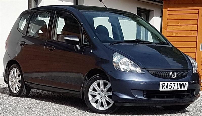 used Honda Jazz DSI SE in inverness-scotland