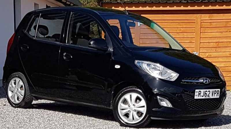used Hyundai i10 ACTIVE in inverness-scotland