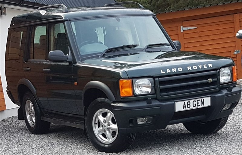 used Land Rover Discovery TD5 GS 7STR in inverness-scotland