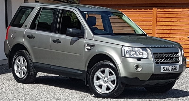 used Land Rover Freelander TD4 GS in inverness-scotland