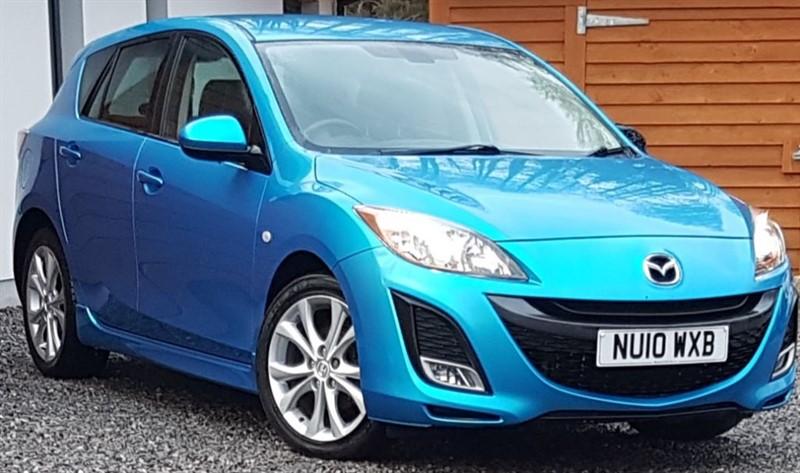 used Mazda  3 SPORT in inverness-scotland