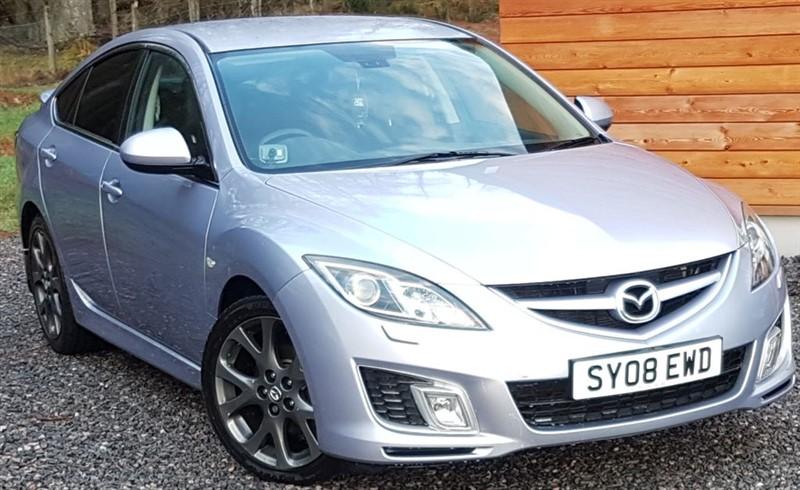 used Mazda Mazda6 6 SPORT in inverness-scotland