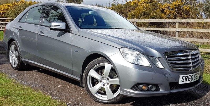 used Mercedes E250 CDI BLUEEFFICIENCY SE in inverness-scotland