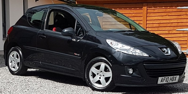 used Peugeot 207 VERVE in inverness-scotland