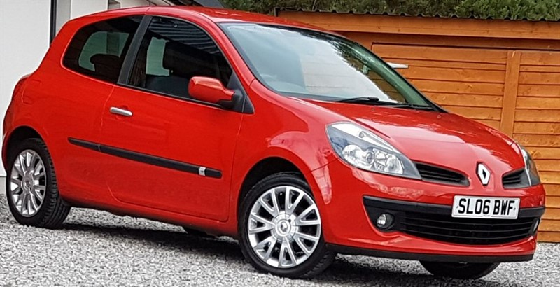 used Renault Clio DYNAMIQUE S 16V in inverness-scotland
