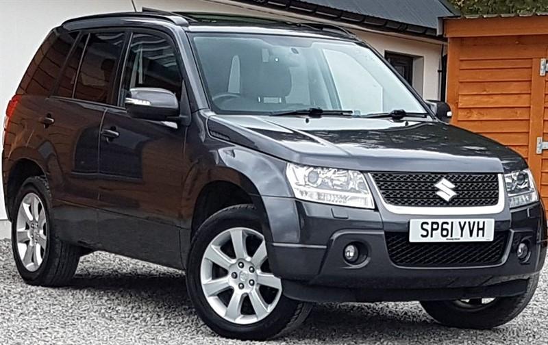 used Suzuki  GRAND VITARA SZ5 in inverness-scotland