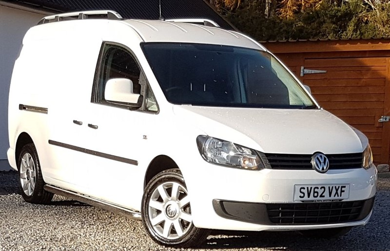 used VW Caddy Maxi C20 TDI in inverness-scotland