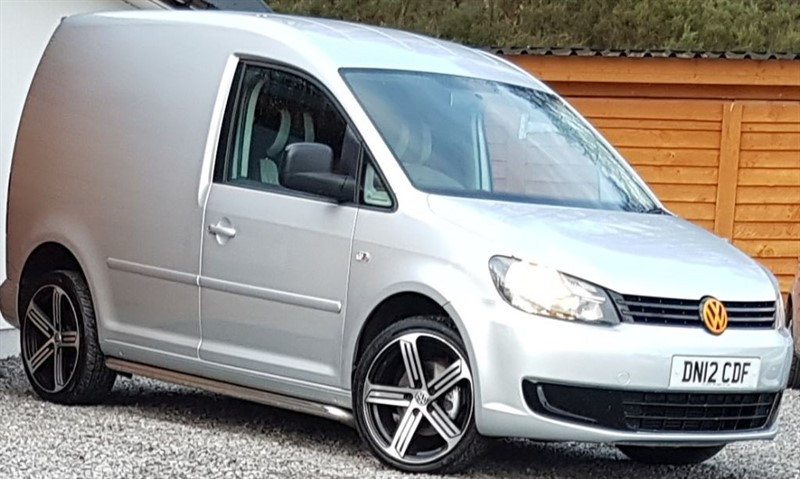 used VW Caddy C20 TDI 102 in inverness-scotland