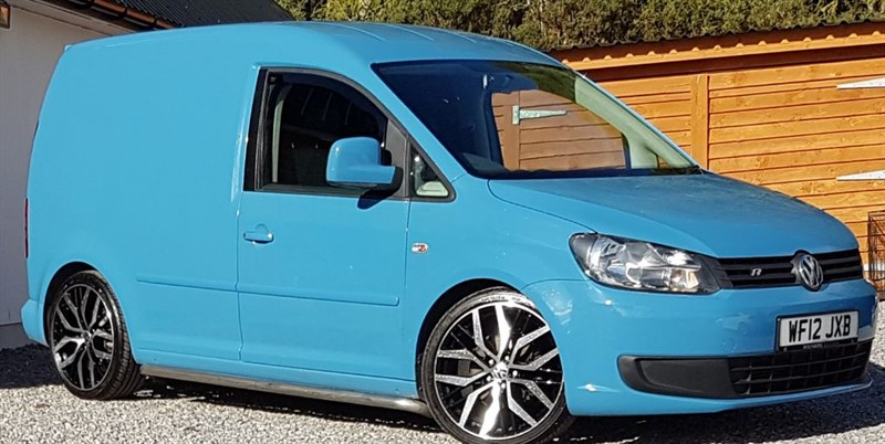 used VW Caddy CADDY C20 TDI 102 in inverness-scotland
