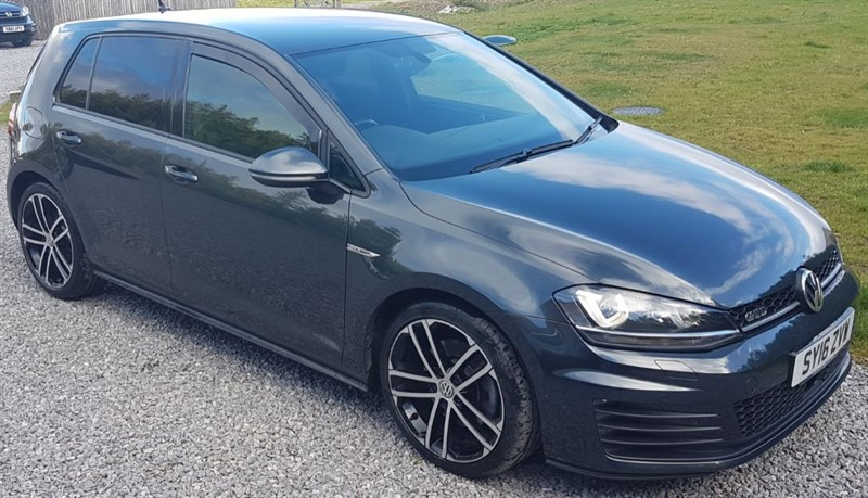 used VW Golf GTD DSG in inverness-scotland