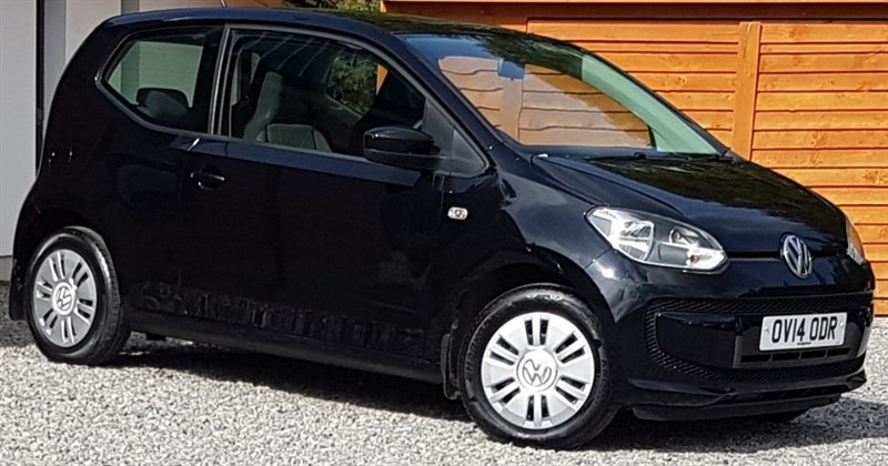 used VW Up MOVE UP in inverness-scotland