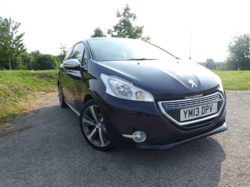 used Peugeot 208 E-HDI XY in essex