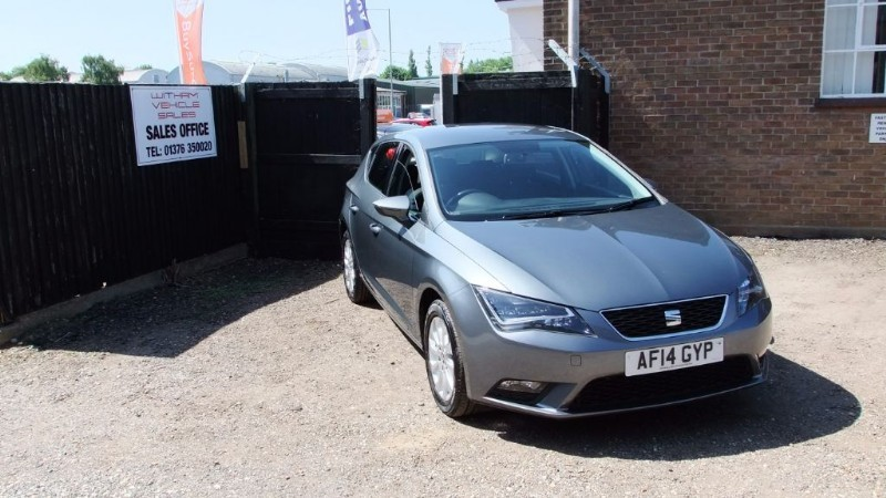 used SEAT Leon TDI SE TECHNOLOGY in essex