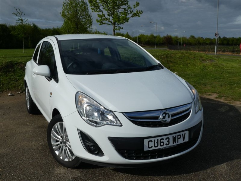 used Vauxhall Corsa ENERGY AC in essex
