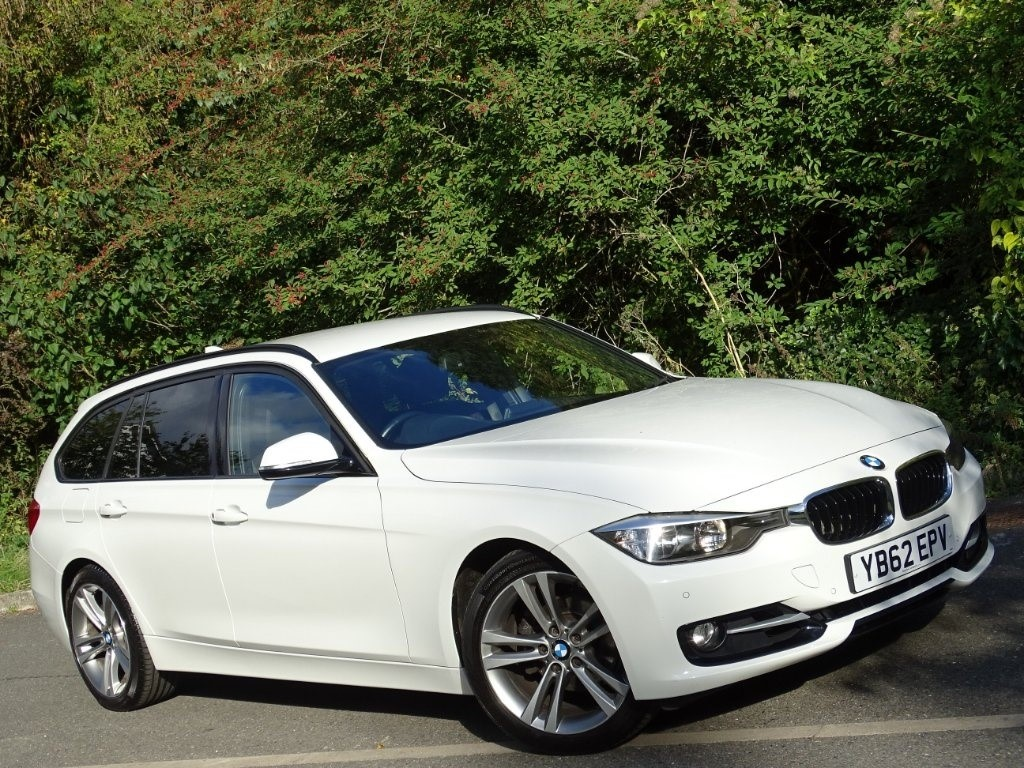 used BMW 320i 3 Series Sport Touring 5dr in in-hampshire