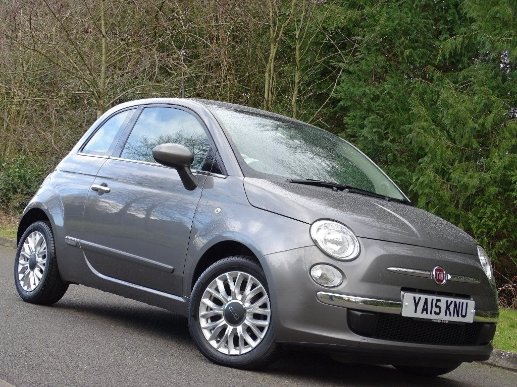 used Fiat 500 1.2 Pop Star (s/s) 3dr in in-hampshire