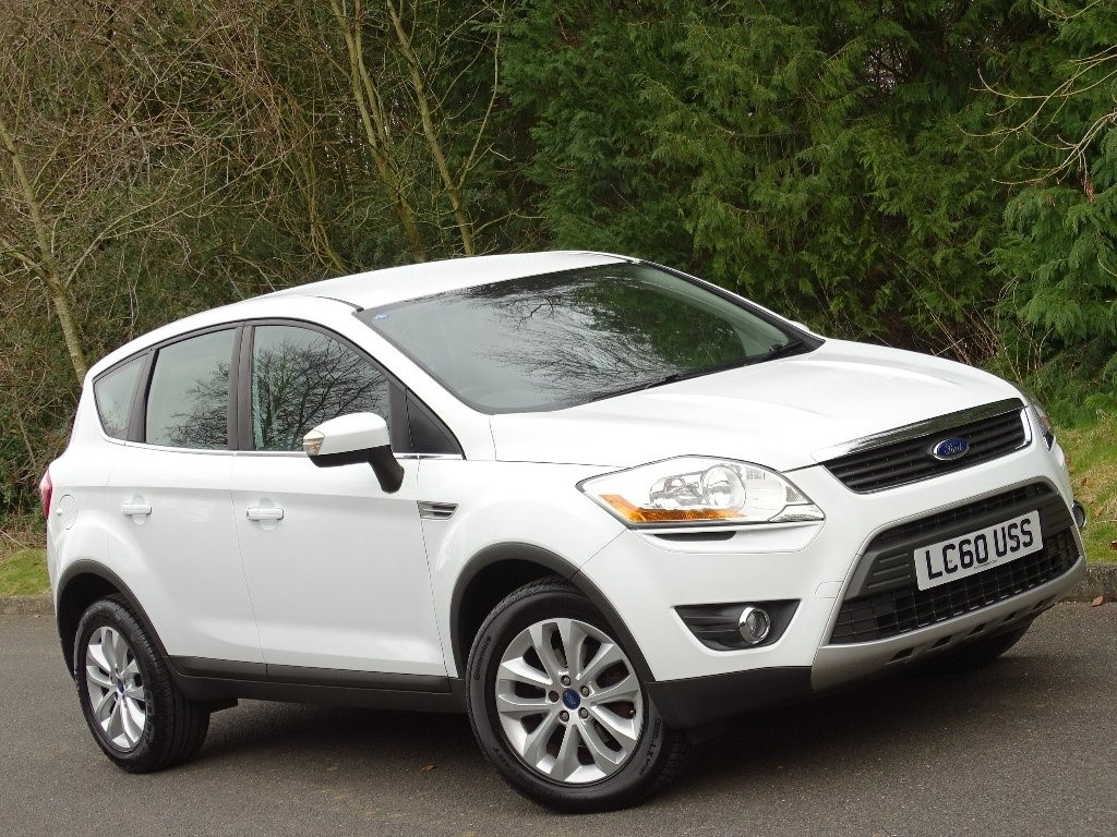 used Ford Kuga TDCi Titanium 5dr in in-hampshire