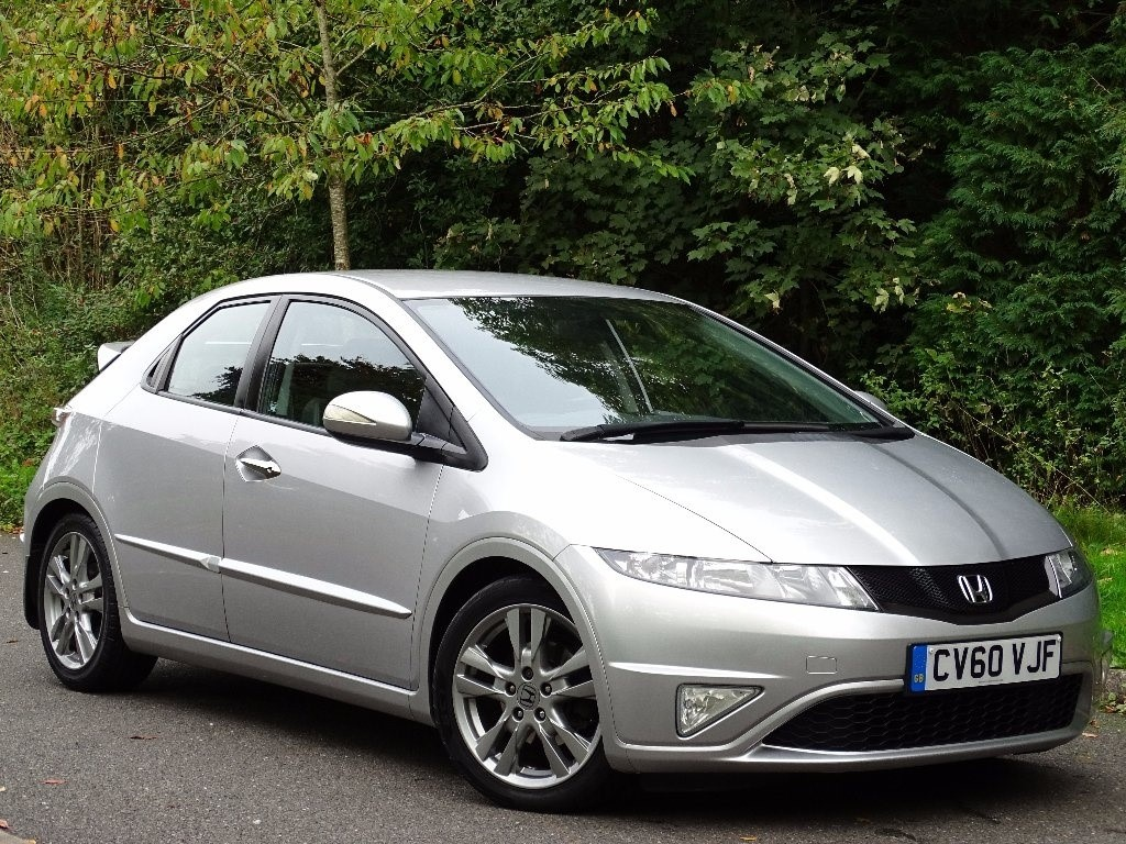used Honda Civic i-VTEC Si Hatchback 5dr in in-hampshire