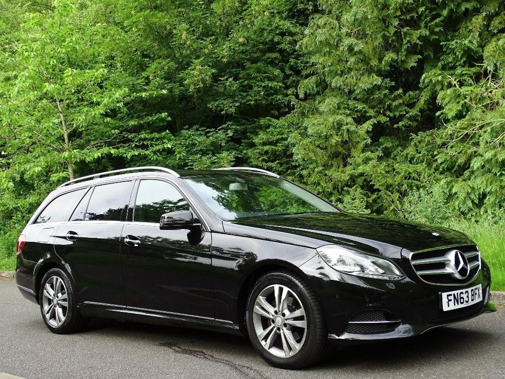 used Mercedes E220 E Class CDI SE 7G-Tronic Plus 5dr in in-hampshire