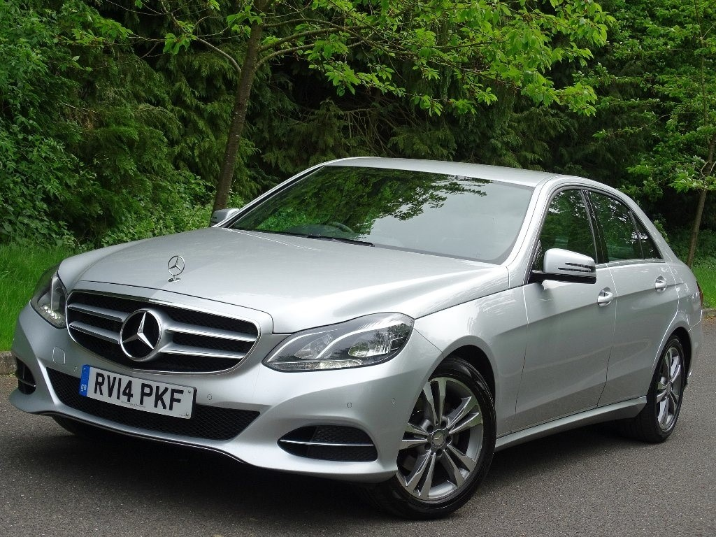 used Mercedes E220 E Class CDI SE 7G-Tronic Plus 4dr in in-hampshire