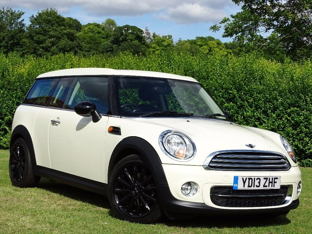 used MINI Clubman TD Cooper D 4dr in in-hampshire