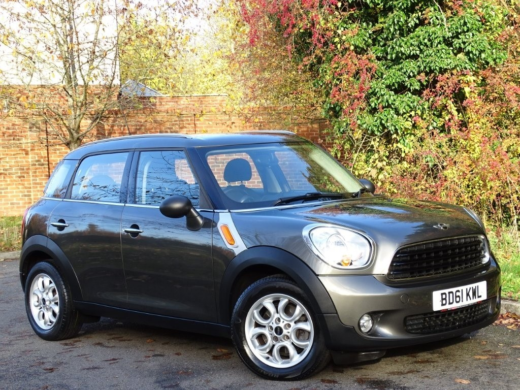 used MINI Countryman One (Salt) 5dr in in-hampshire