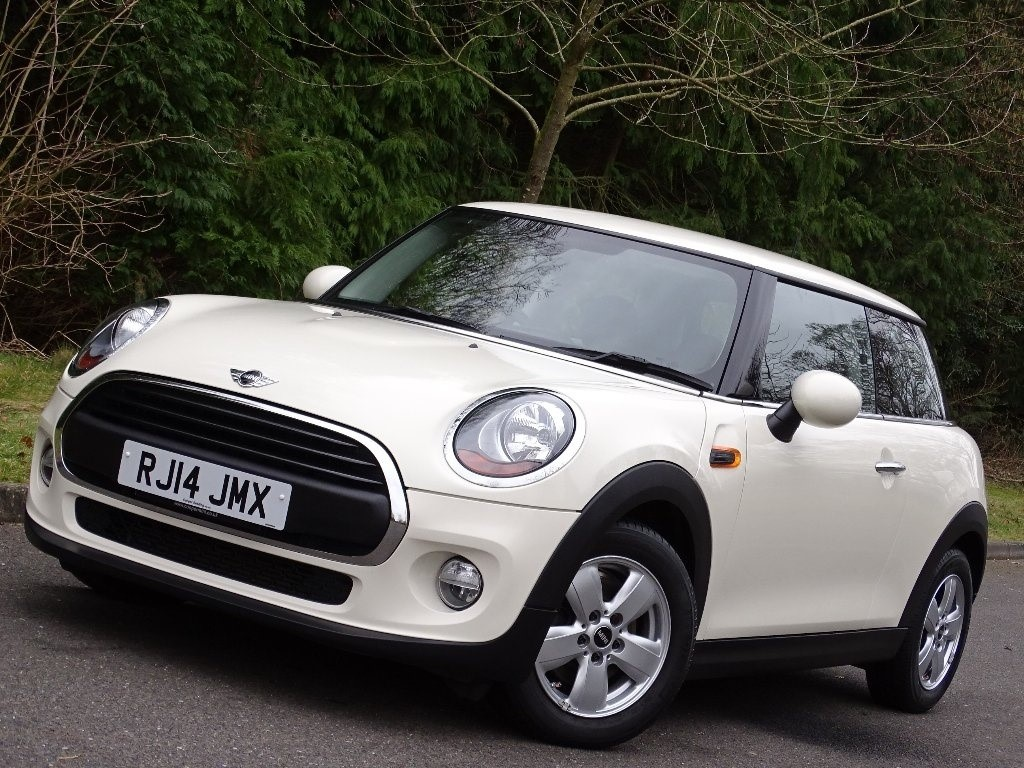 used MINI Hatch One (s/s) 3dr in in-hampshire